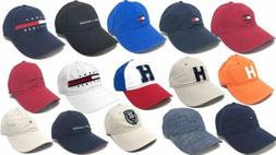 Tommy Hilfiger Cotton Baseball Cap Mens Womens Unisex Hat On
