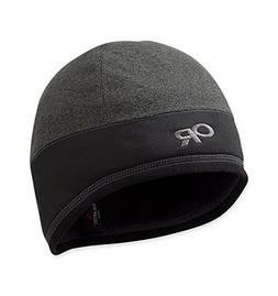 Outdoor Research Crest Hat, Charcoal Heather/Black, Small/Me