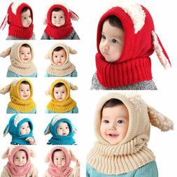 cute baby toddler girls boys warm hat