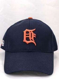 Detroit Tigers Baseball Cap Adjustable Adult Hat