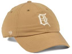 Detroit Tigers Harvest Clean Up Hat Cap 47 Brand Brown