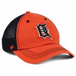 Detroit Tigers MLB 47 Brand Taylor Closer 2-Tone Cap Hat Mes