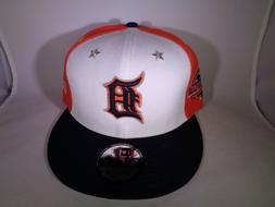 Detroit Tigers MLB New Era 9FIFTY Snapback Baseball Cap Hat