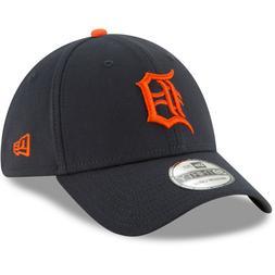 Detroit Tigers New Era Team Classic 39THIRTY Flex Hat - Navy