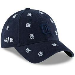 Detroit Tigers New Era Women's Logo Scatter 9TWENTY Adjustab