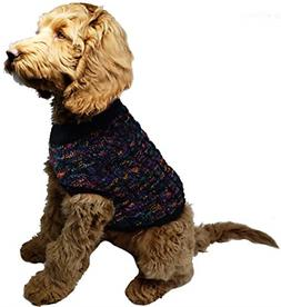 Funky Junque DOG-100-816.0641 Pet Sweater – Kaleidoscope #