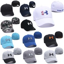embroidered adjustable under armour comfy fit golf