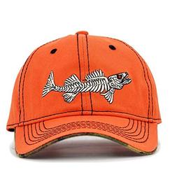 FGSS Fish-Bone Embroidery Cotton Men-Baseball-Cap - Trucker