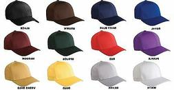 FLEXFIT Structured Athletic Mesh FITTED Hat Baseball Sport C