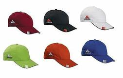 ADIDAS GOLF 3-Stripes Hat, Men's Baseball Cap, UV, Relaxed,