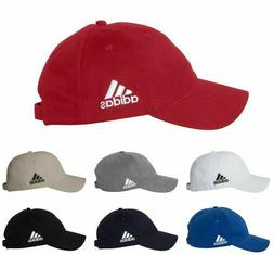 ADIDAS GOLF NEW Mens Cotton Crest Twill Cap Unstructured Bal