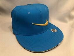 NIKE GOLF TRUE TOUR MEN'S BLUE STRETCH FIT SIZE L/XL HAT CAP