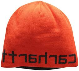 Carhartt Men's Greenfield Reversible Hat, Brite Orange, One