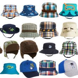 Gymboree Hats Baby Boy 0-3-6-12-18-24 Sun Hat Bucket Summer