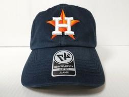 Houston Astros New Franchise '47 Brand Fitted Cap Unstructur