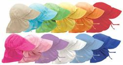 iPlay Water Resistant UV-treated UPF 50+ Nylon Sunhat for Bo