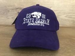 Gear For Sports Kansas State University 1863 Wildcats Hat Pu