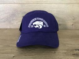 Gear For Sports Kansas State University Wildcats Hat Purple
