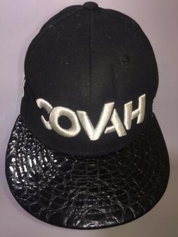 Kbethos Black HAVOC SnapBack Hat.
