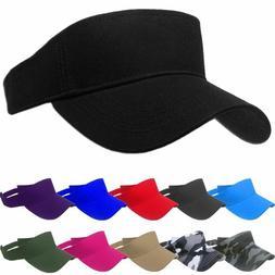 KBETHOS / NEWHATTAN Sun Visor Plain Hat Sports Cap Adjustabl