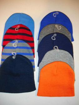 Kids Outerwear Childrens sock hats Beanies Girls Boys Unisex
