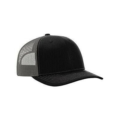 112 mesh back trucker cap