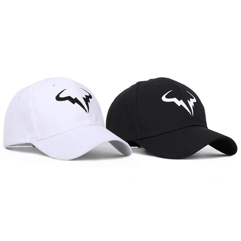 2019 New fashion Rafael Nadal Cap Player No Structure Dad <font><b>Hat</b></font> Snapback