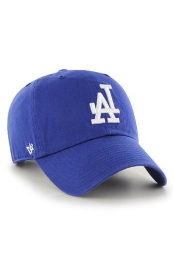 47 clean la dodgers baseball
