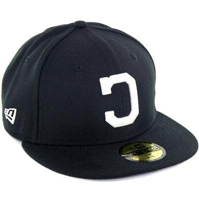59fifty cleveland indians c fitted hat black