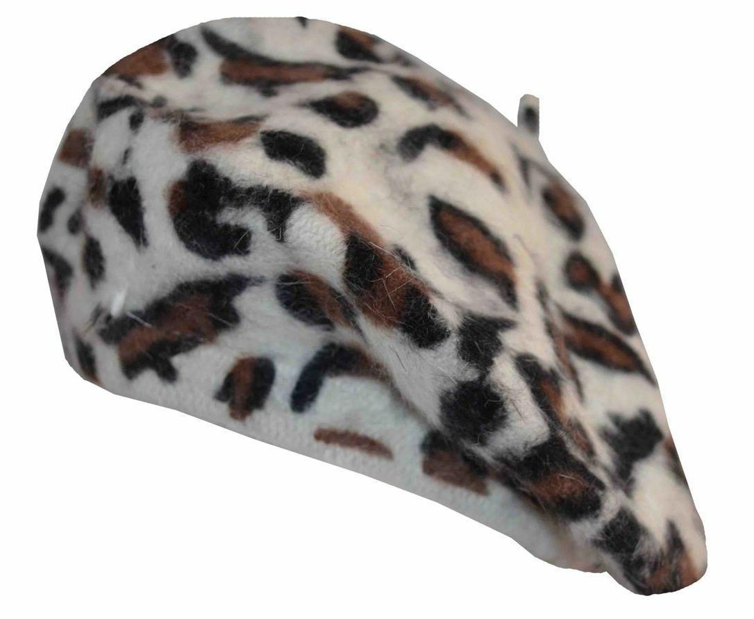 """Angela & William Angora Cap Hat 10.5"""" in"""
