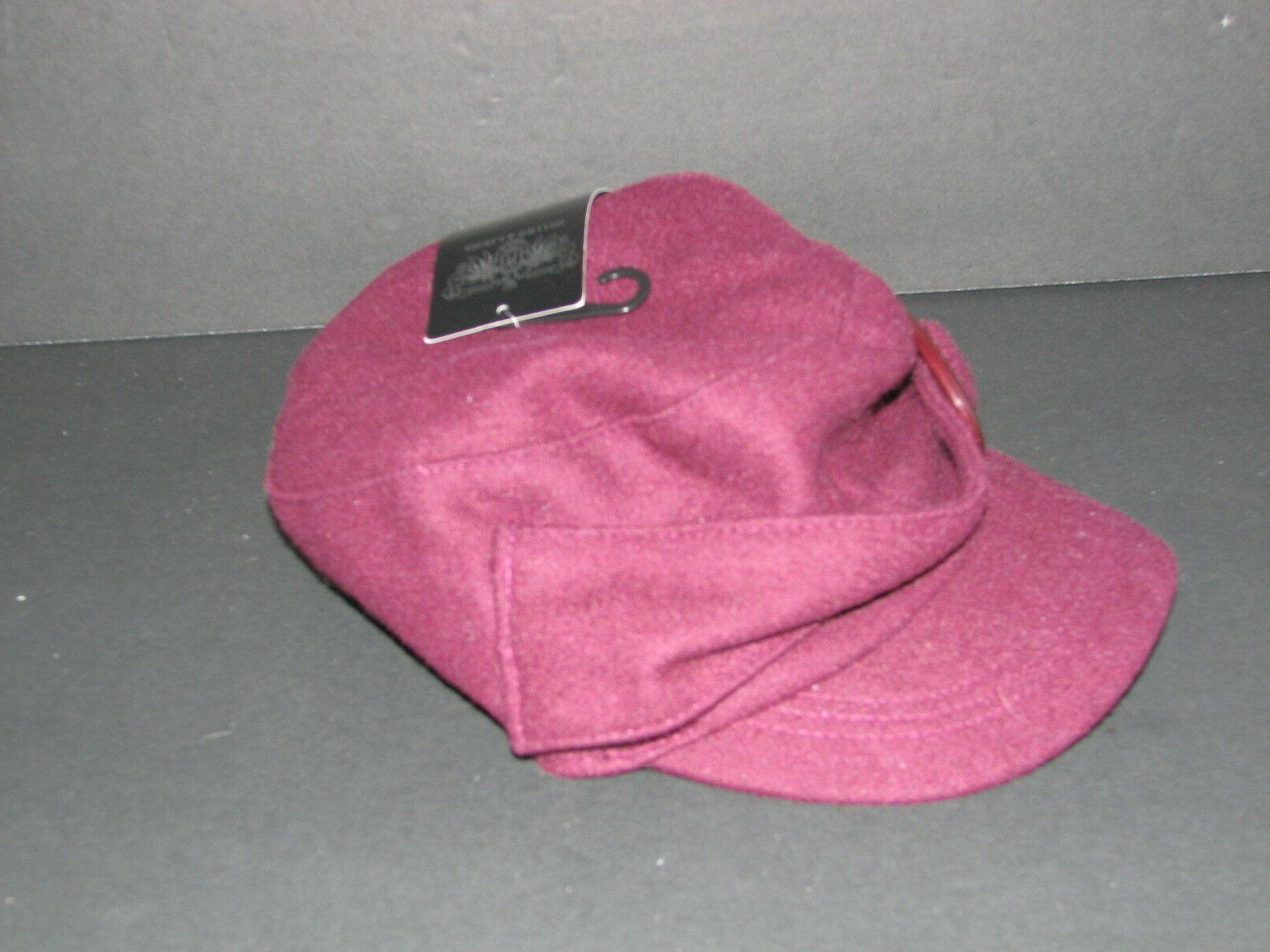 Angela Plum Newsboy Womens Hat One Size Fits