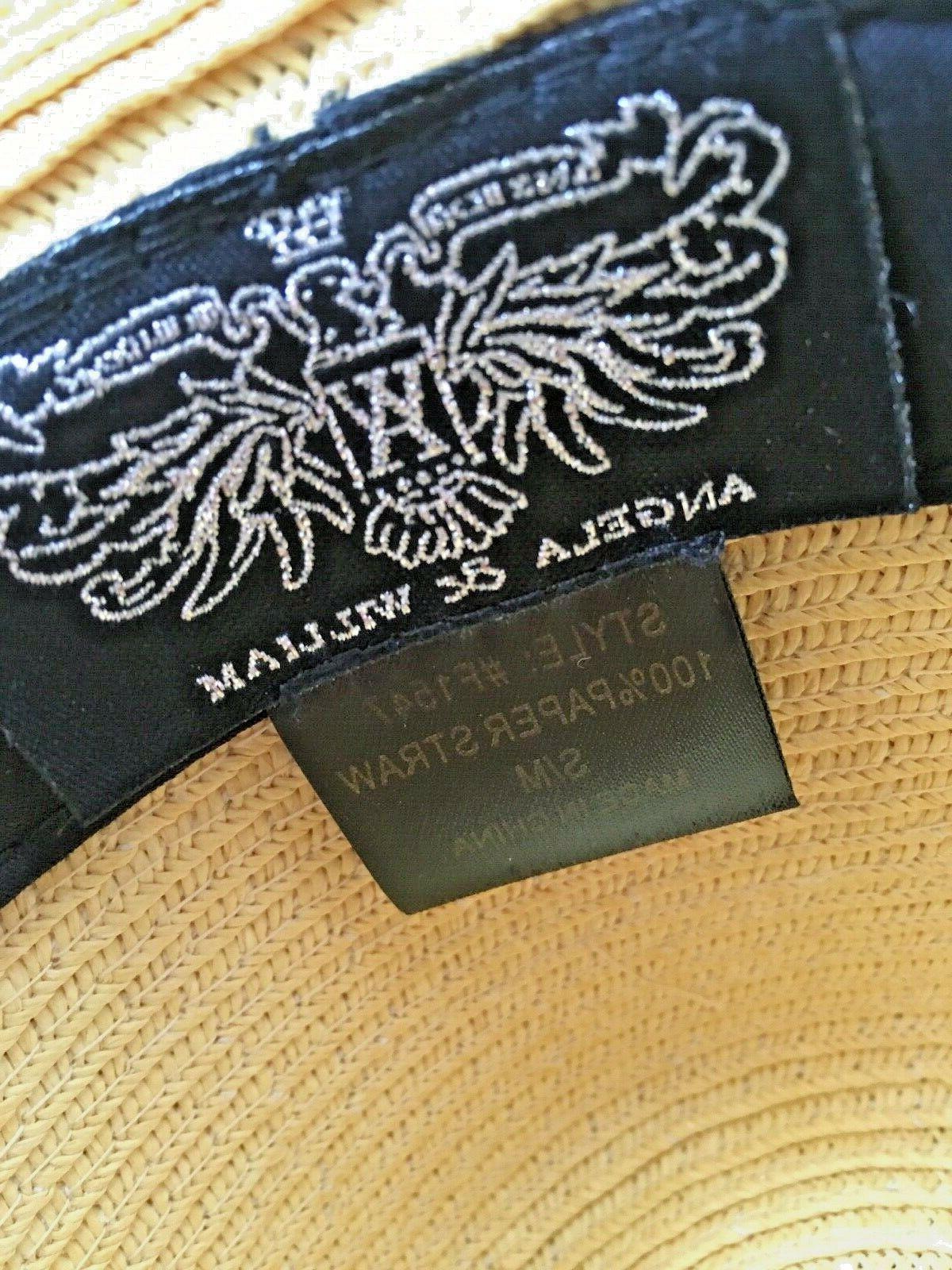 Authentic Angela Panama Hat