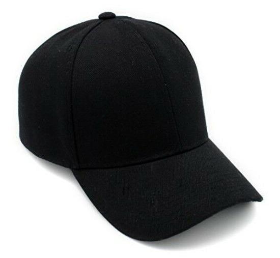 baseball cap hat men women classic adjustable
