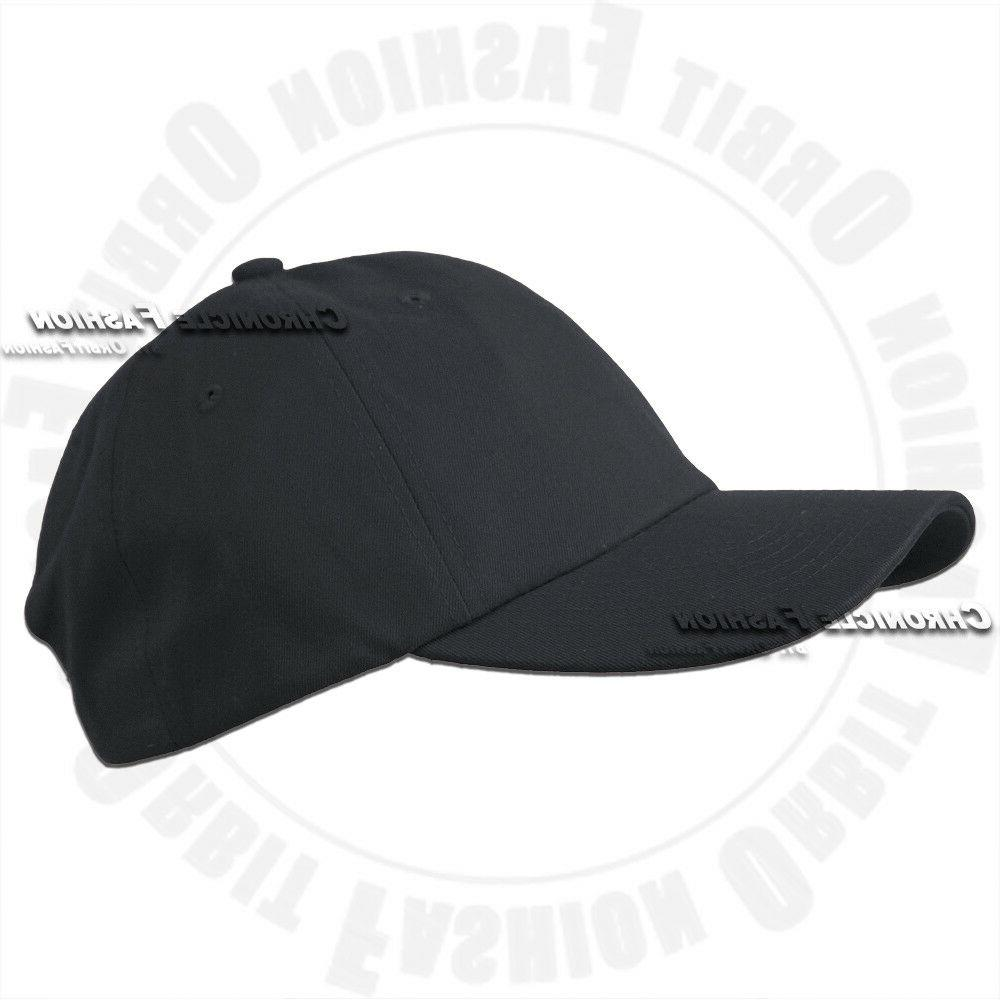 Baseball Hat Polo Style Solid Dad Men Hats