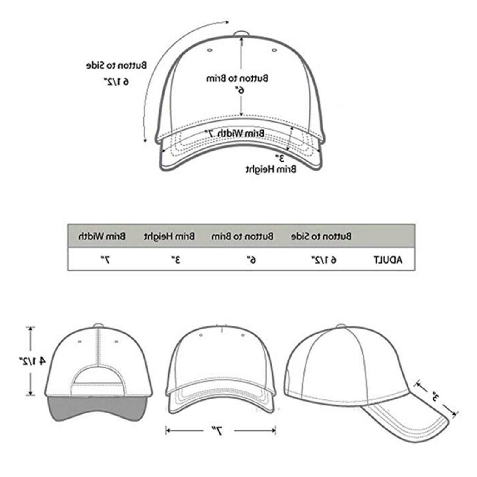 Baseball Caps Loop Adjustable Polo Style