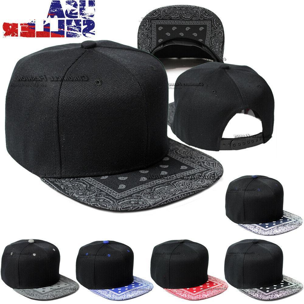 baseball hat cap snapback bandana visor flat