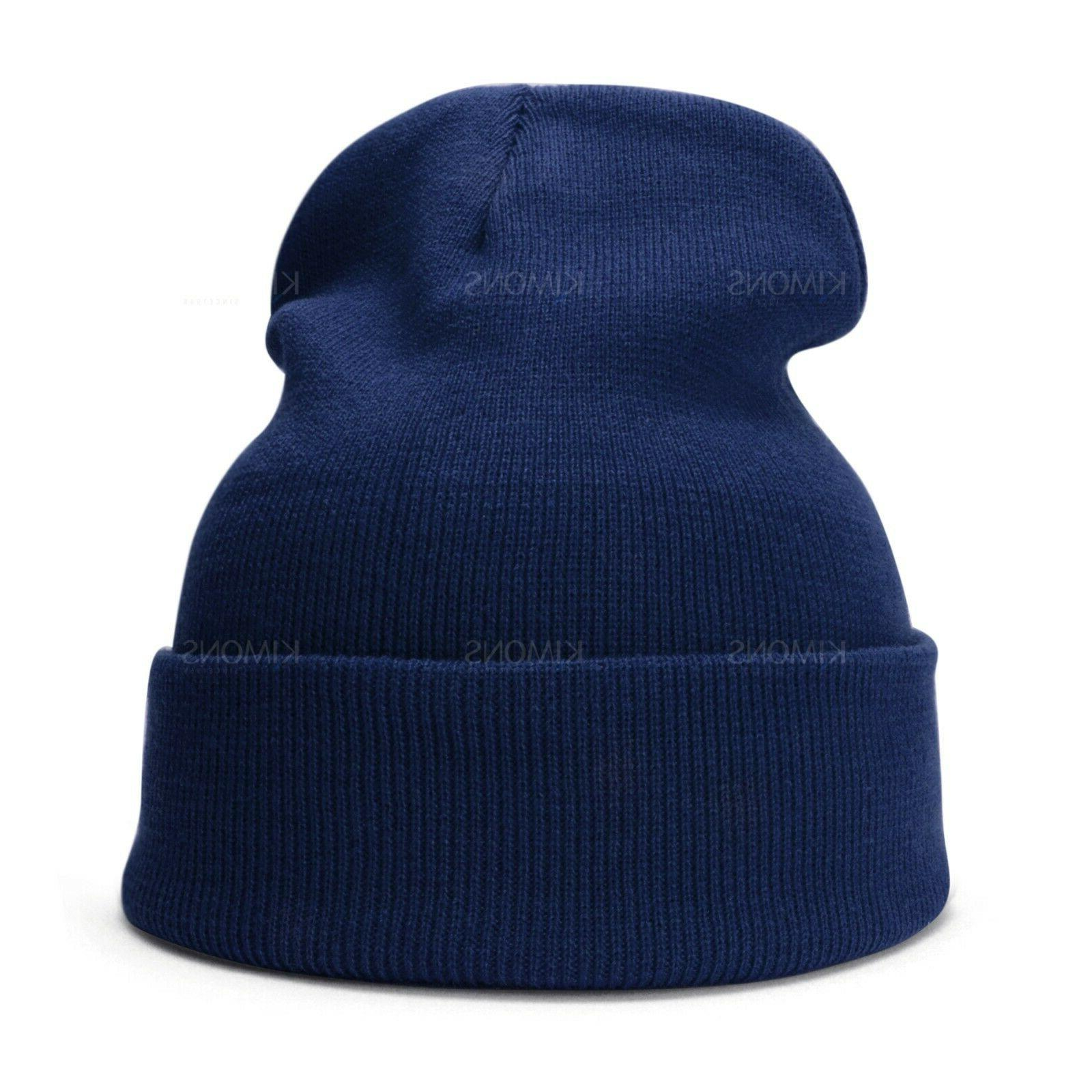 Beanie Winter Slouchy Ski Men Woman