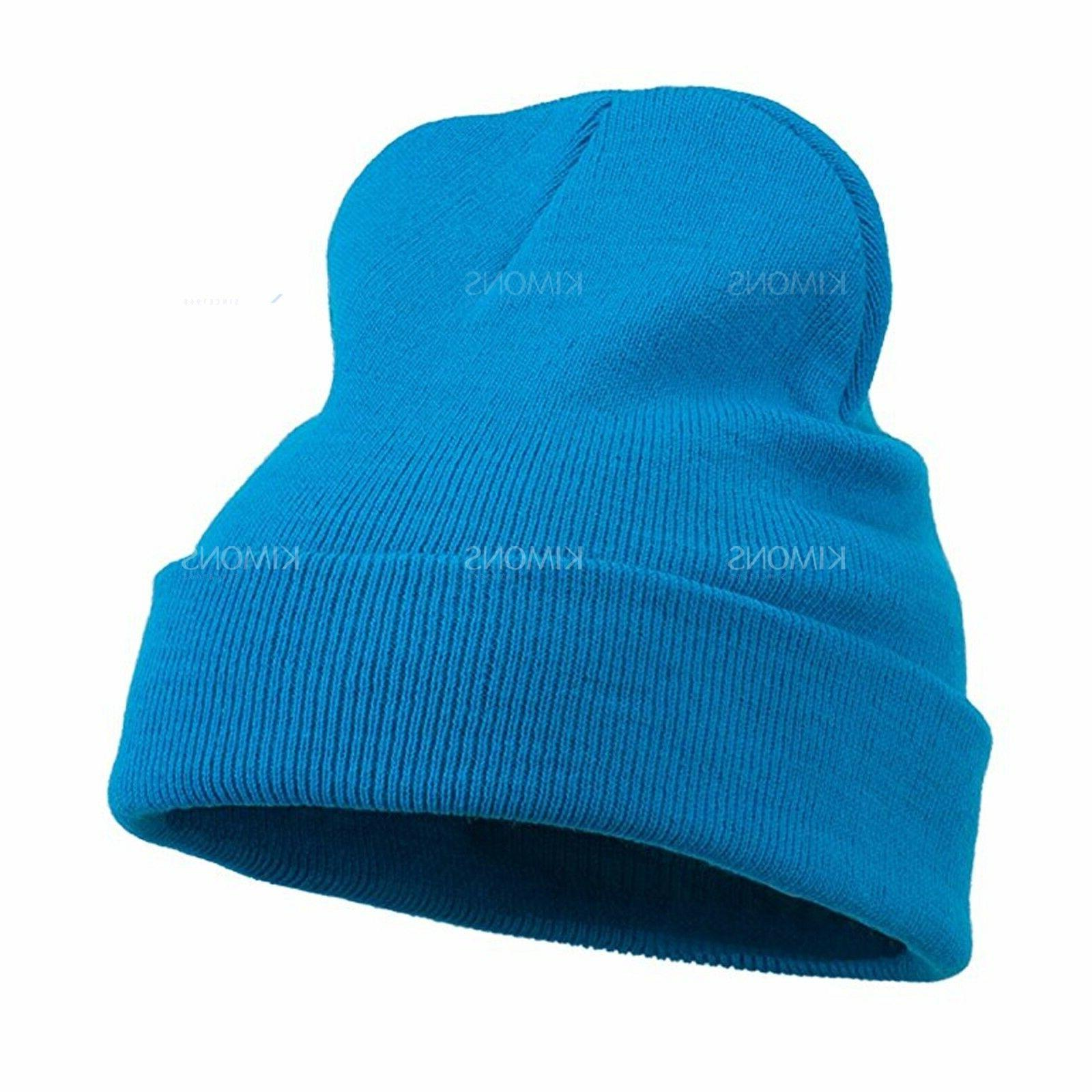 Beanie Hat Winter Slouchy Skull Ski Warm Men Woman
