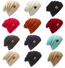 CC Beanies Winter Hats & Caps Women Knitted Wool Cap Men Cas
