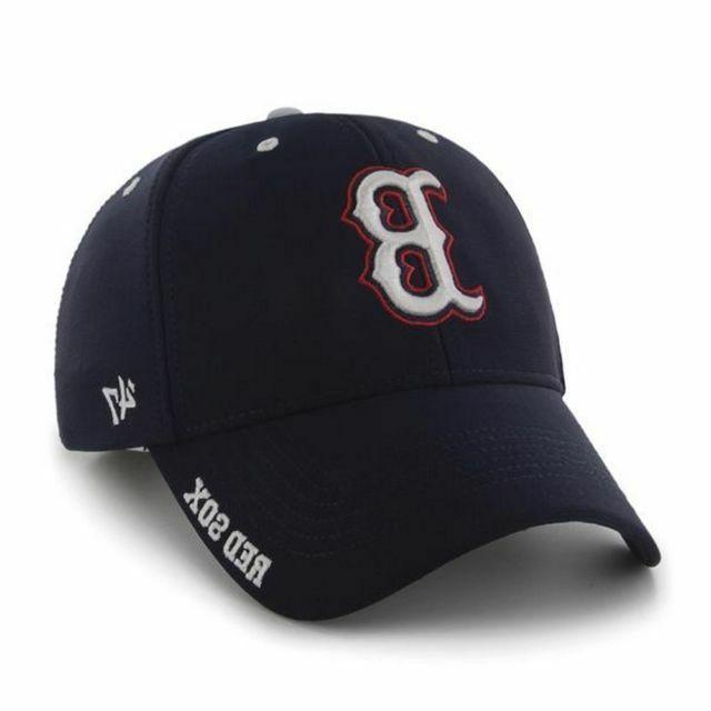Boston Red Sox MLB Men's '47 Condenser Adjustable Navy Blue