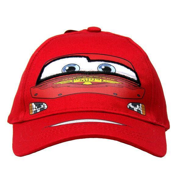 Disney Cars Lightning McQueen Baseball Hat / Cap for Toddler