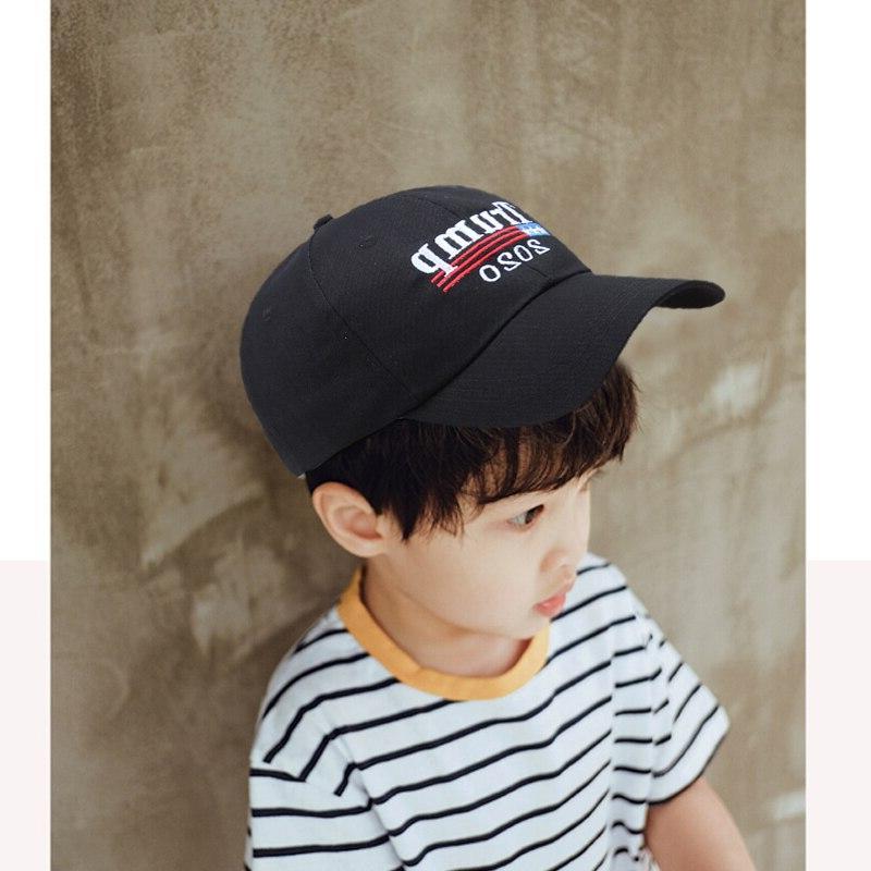 Casual leisure <font><b>hats</b></font> Summer Again Trump Solid Color Cap <font><b>Hat</b></font> BLACK