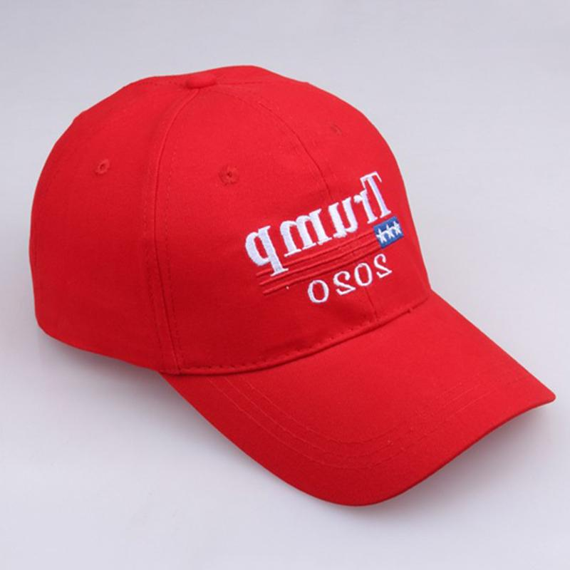 Casual leisure Summer Again 2020 Solid Snapback Cap <font><b>Hat</b></font>