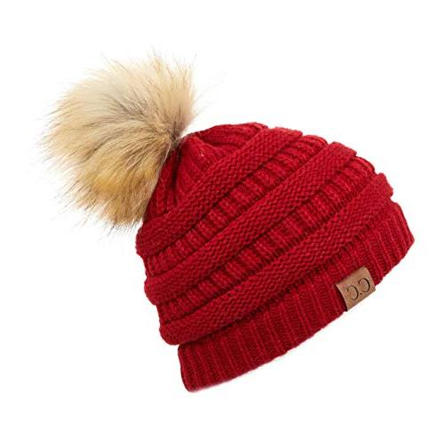 cc exclusives unisex solid ribbed beanie