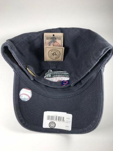 Chicago Wrigley 100 Hat '47 Brand