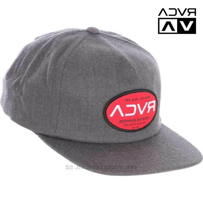 creative services snapback baseball cap hat grey