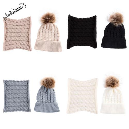 Cute Crochet Knit Hat Beanie Cap