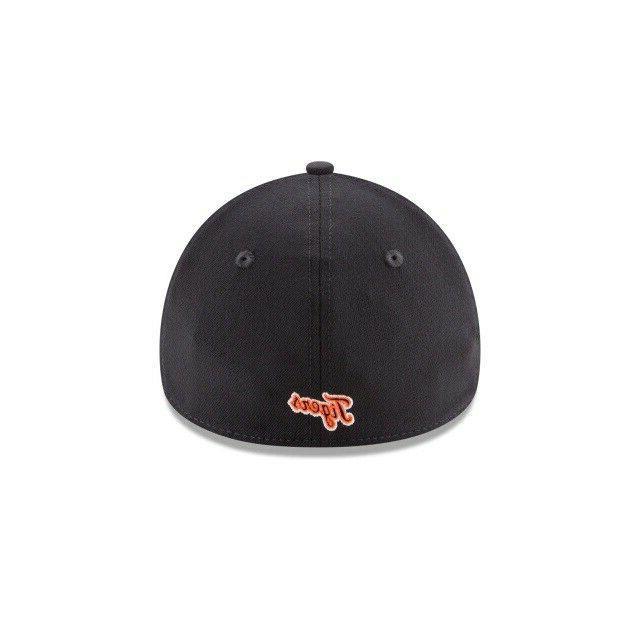 Detroit Tigers Era Home Team 39THIRTY Flex Hat -
