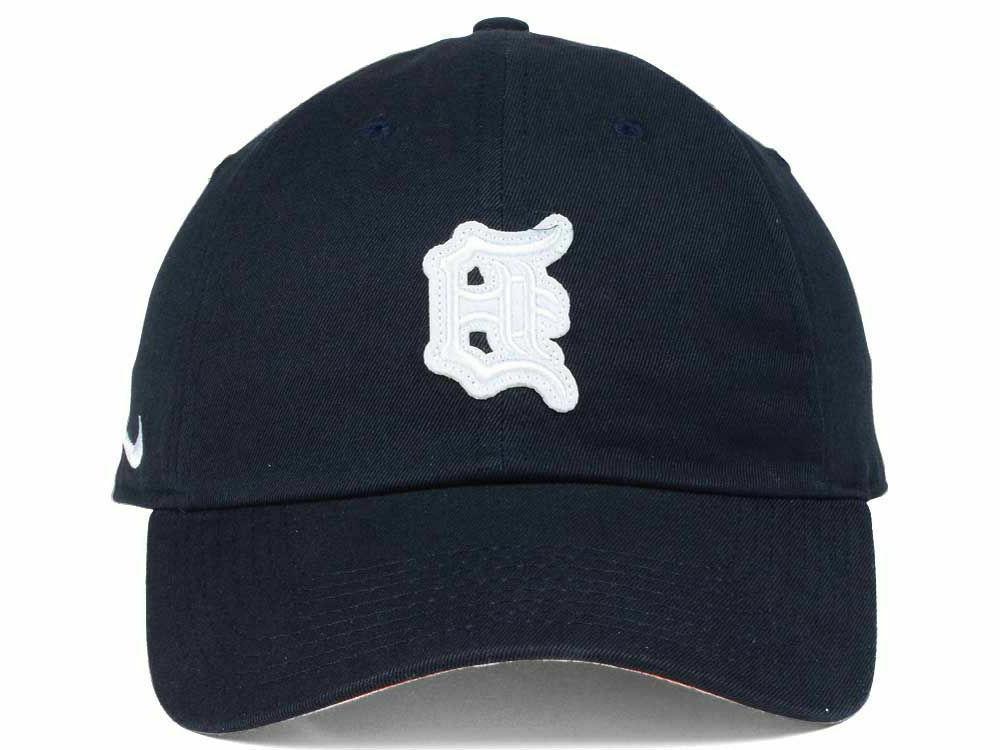 Detroit Felt Heritage Adjustable Baseball Cap D