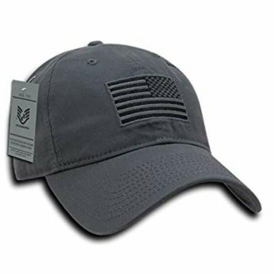 Rapid American Flag Embroidered Cap
